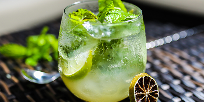 Mojito from Coriander Leaf Grill in Tanjong Pagar, Singapore