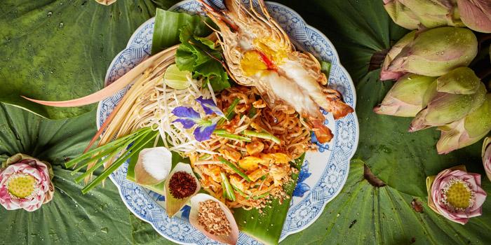 Pad Thai Goong Sod from Rongse at 248 Chieng Mai Road Khlong San, Bangkok