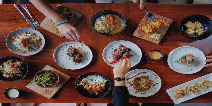 Tapas Tapas Bali (Grand Livio Kuta Hotel)