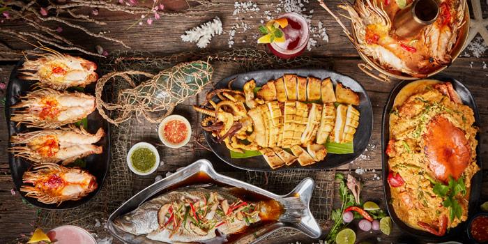 Seafood Selection from Rongse at 248 Chieng Mai Road Khlong San, Bangkok