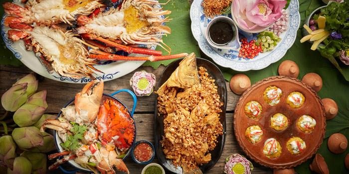 Signature Dishes from Rongse at 248 Chieng Mai Road Khlong San, Bangkok