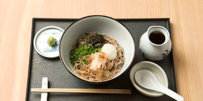 Soba from Soba Factory at Bangkok Marriott Marquis Queen