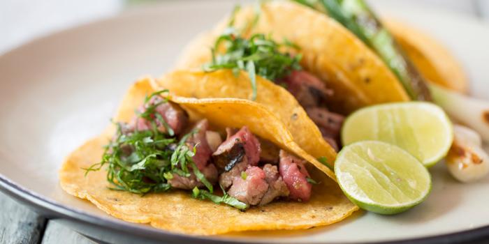Mexicano Tacos from Mexicano at 1st Floor, Rembrandt Hotel 19 Sukhumvit Soi 18 Sukhumvit rd, Klong Toei Bangkok