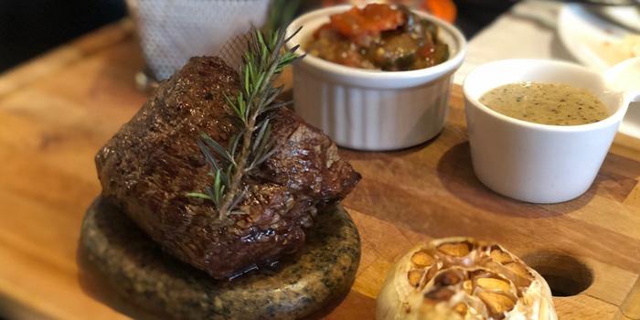 Tenderloin Steak from Blend Bistro & Wine Bar at 531-533 Sukhumvit Rd Khlong Toei Nuea, Watthana Bangkok
