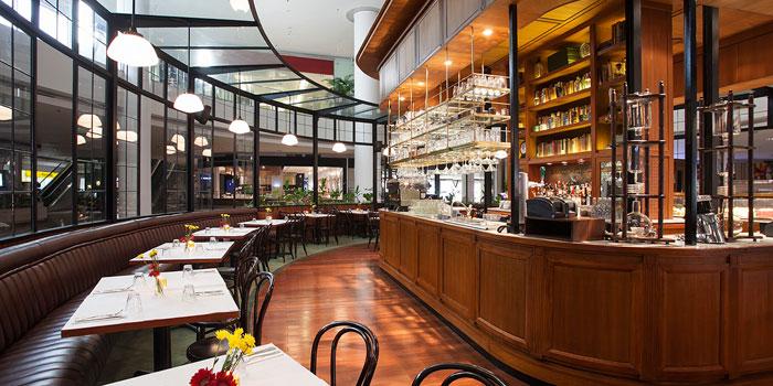 Interior 1 at Union Cafe, Senayan City