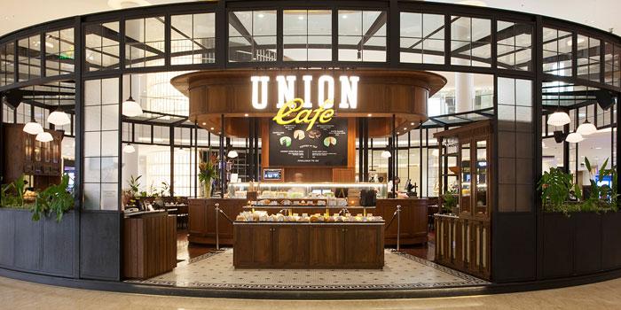 Interior 4 at Union Cafe, Senayan City