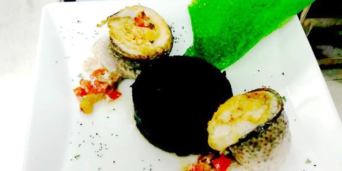 Food from Leo & Mas Ristorante Italiano E Pizzeria in Patong, Phuket, Thailand.