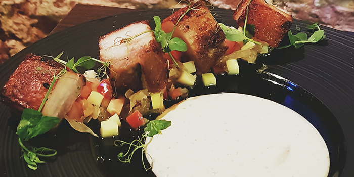 48 Hour Pork Belly from Epiphyte in Outram, Singapore