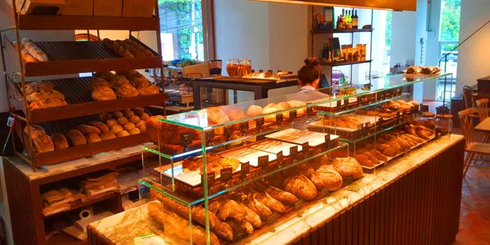Ambience of from Holey Artisan Bakery at 245/12 Soi Sukhumvit 31 Klongton Nua, Wattana Bangkok