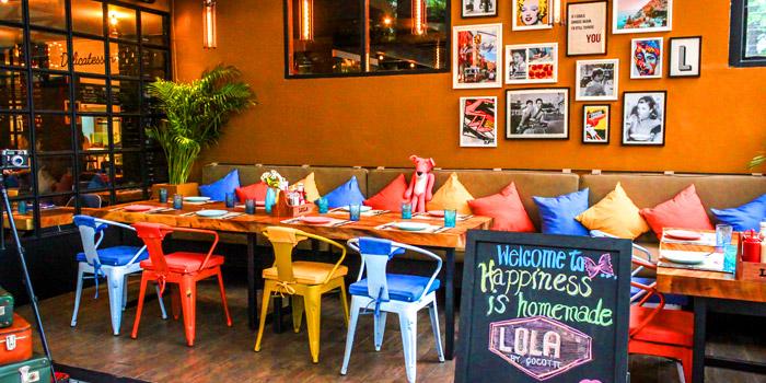 from Lola by Cocotte at 39 Ekkamai Alley soi 12 Khlong Tan Nua, Wattana Bangkok
