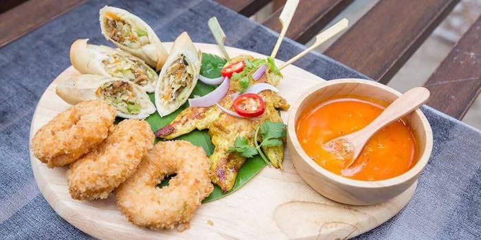 Appetizer from Heyha Bar & Restaurant in Kamala, Phuket, Thailand