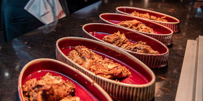 Ayam Kare Java from Double Ikat Restaurant at Uluwatu, Bali