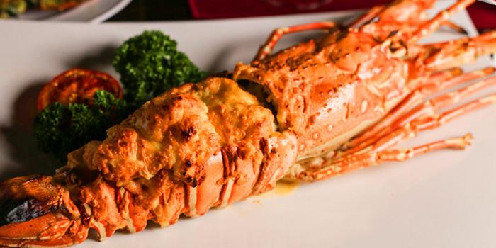 Baked Phuket Lobster from Neil