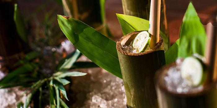 Balil Bamboozle from Double Ikat Restaurant at Uluwatu, Bali