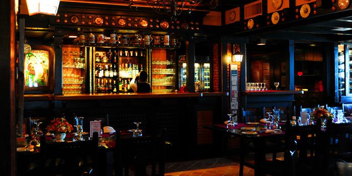 Bar Area of Neil
