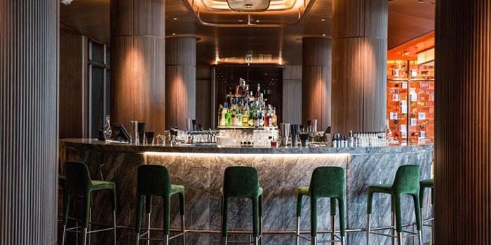 Bar, Voyages by Alain Ducasse, Coloane-Taipa, Macau
