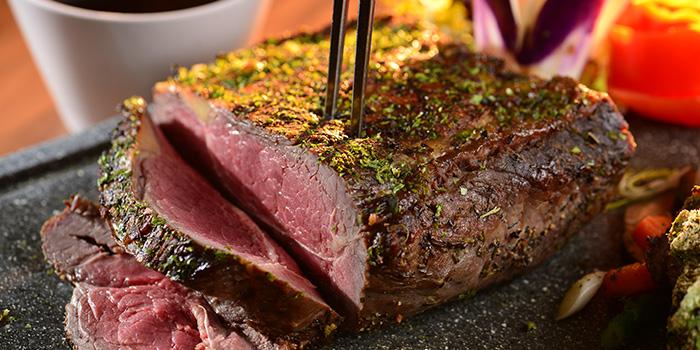 Beef, MoMo Cafe (Sai Ying Pun), Sai Ying Pun, Hong Kong