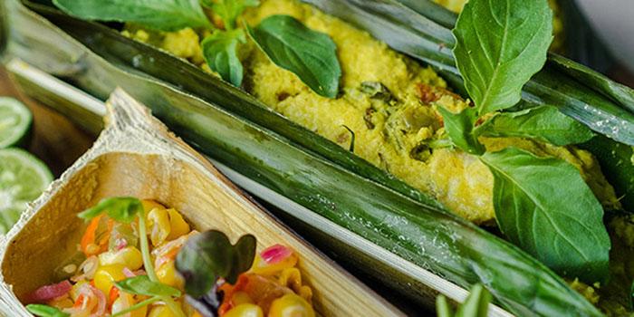 Steamed Ikan Bumbu Kuning of Hujan Locale Bali