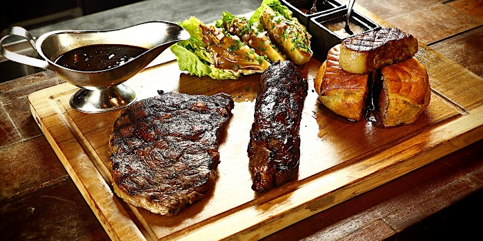 Meat Platter from Bar-Roque Grill in Tanjong Pagar, Singapore