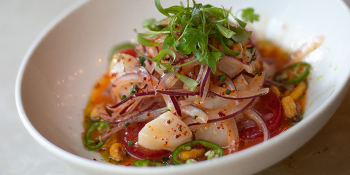 Scallop Ceviche, Cassio, Central, Hong Kong