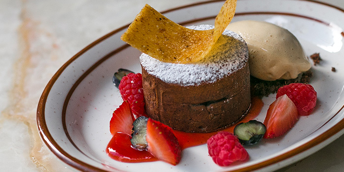 Warm Lava Cake, Cassio, Central, Hong Kong