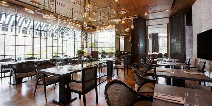 Interior 1 at Cassis Kitchen