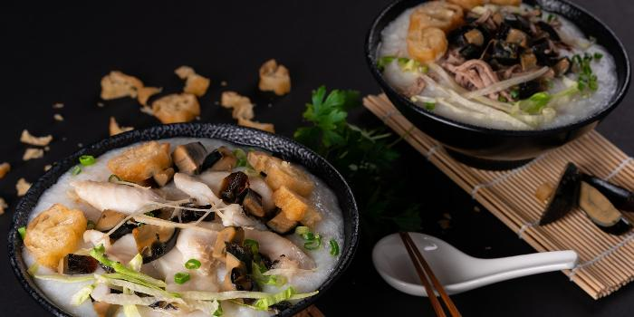 Century Egg & Sliced Fish Congee from TCC @ OSC in Orchard, Singapore
