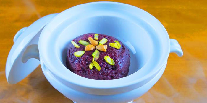 Beetroot Halwa from Kebabs & Kurries Restaurant at 265/2 Soi Sukhumvit 31 Khlong Toei Nuea, Khet Watthana Bangkok