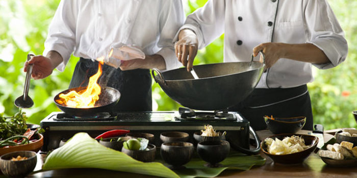 Cooking School from Kemiri Restaurant at Ubud, Bali