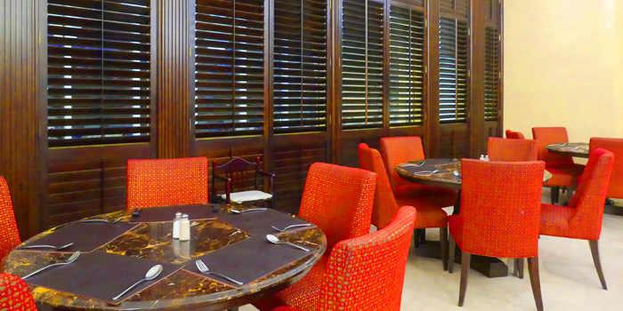 Dinning Area of Thai Thai by Mesamis Cafe at Grande Centre Point Hotel Soi Mahat Lek Luang 1, Ratchadamri Road Bangkok