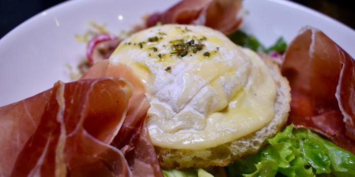 Egg Benedict, Saint Germain, Happy Valley, Honng Kong
