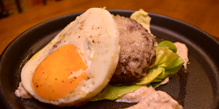 Egg and Meatball, Comptoir, Kennedy Town, Hong Kong