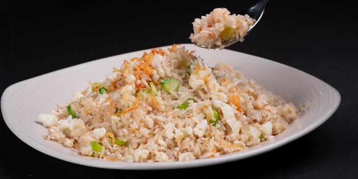 Steamed Siew Mai with Petite Abalone from TCC @ OSC in Orchard, Singapore