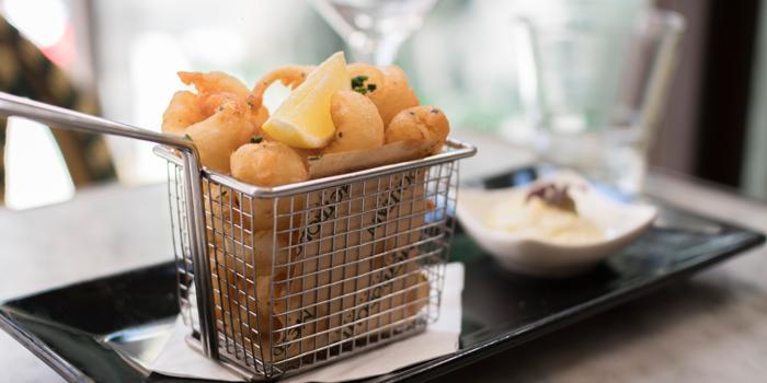 Fried Seafood, Metropolitain, Sai Ying Pun, Hong Kong