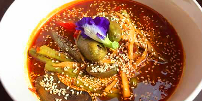 Gaeng Kway from Eats Payao at 5/4 Yen Akat Rd Khwaeng Chong Nonsi, Khet Yan Nawa Bangkok