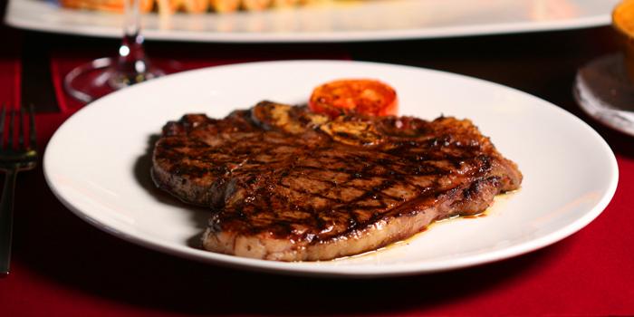 Grill Steak from Neil