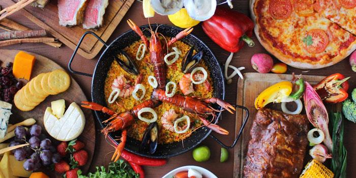 Dish 1 at Bengawan Restaurant, Keraton at The Plaza