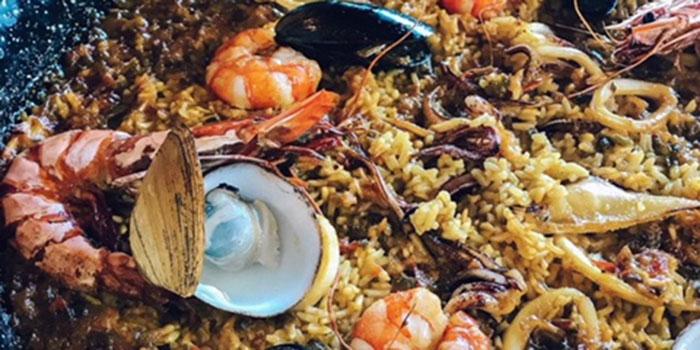 Seafood Menu from Pescado Bali at Canggu, Bali