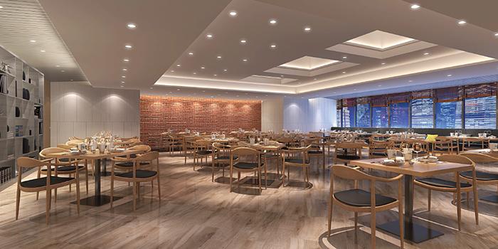 Dining Area, MoMo Cafe (Sai Ying Pun), Sai Ying Pun, Hong Kong