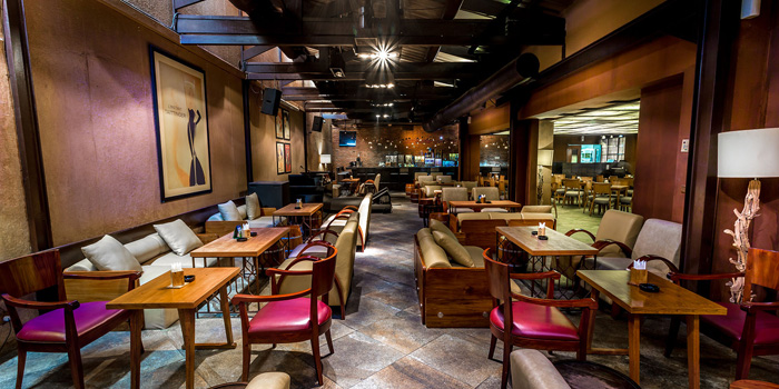 Interior 1 at VIN+, Kemang