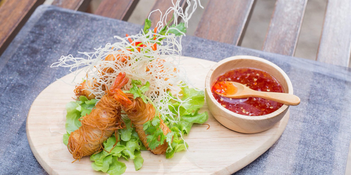 Koong Sarong from Heyha Bar & Restaurant in Kamala, Phuket, Thailand