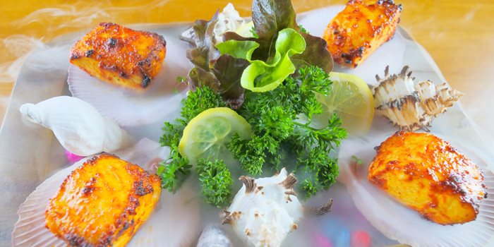 Fish Tikka from Kebabs & Kurries Restaurant at 265/2 Soi Sukhumvit 31 Khlong Toei Nuea, Khet Watthana Bangkok