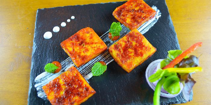 Layered Paneer Tikka from Kebabs & Kurries Restaurant at 265/2 Soi Sukhumvit 31 Khlong Toei Nuea, Khet Watthana Bangkok