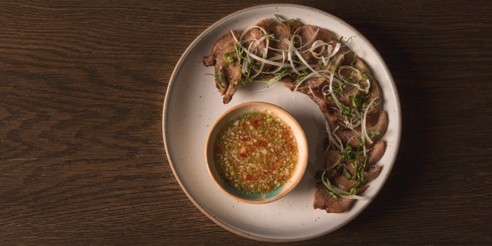 Lin Seen Sha from Funky Lam Kitchen at TASTE Thonglor Soi 11 Sukhumvit 55, Wattana Bangkok
