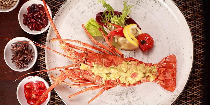 Lobsters from Kayumanis Seaside Sanur at Sanur, Bali