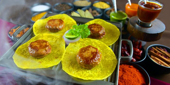 Lucknow Ki Shahi Galouti from Kebabs & Kurries Restaurant at 265/2 Soi Sukhumvit 31 Khlong Toei Nuea, Khet Watthana Bangkok
