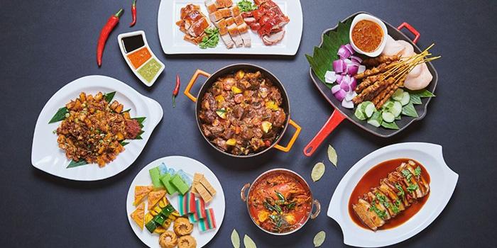 Lunch Buffet Spread from J65 @ Hotel Jen Tanglin at Hotel Jen in Tanglin, Singapore