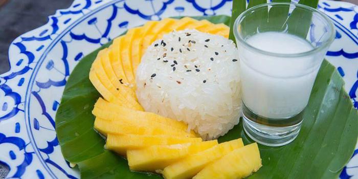 Mango Sticky Rice from Heyha Bar & Restaurant in Kamala, Phuket, Thailand