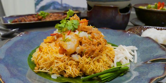 Mhee Ka Ti from Thai Thai by Mesamis Cafe at Grande Centre Point Hotel Soi Mahat Lek Luang 1, Ratchadamri Road Bangkok