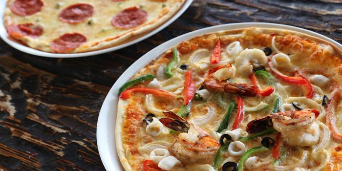 Pizza at Porta Venezia, Aryaduta Semanggi
